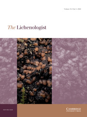 The Lichenologist